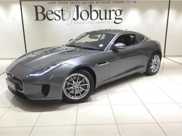 2017 Jaguar F-TYPE 2.0i4 Coupe Auto Gauteng Rivonia_0