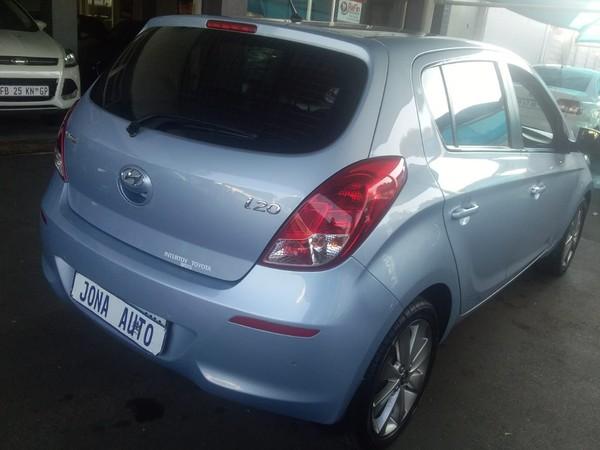 2014 Hyundai i20 1.4 Glide  Gauteng Johannesburg_0