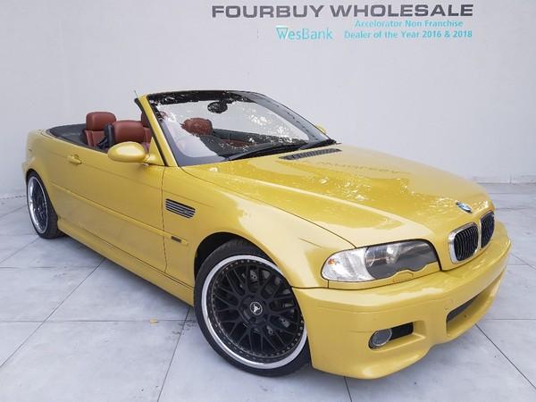 2004 BMW M3 Smg e46  Gauteng Four Ways_0