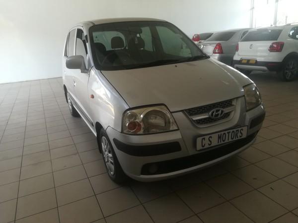 2009 Hyundai Atos 1.1 Gls At  Gauteng Kempton Park_0