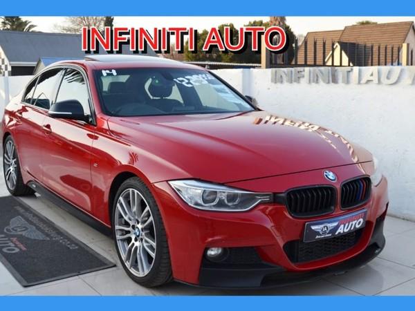 2014 BMW 3 Series 320D M Sport Auto Gauteng Boksburg_0