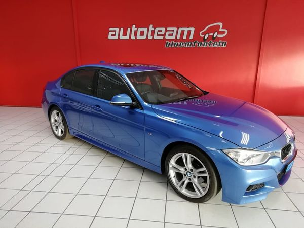 2015 BMW 3 Series 320i M Sport Line f30  Free State Bloemfontein_0