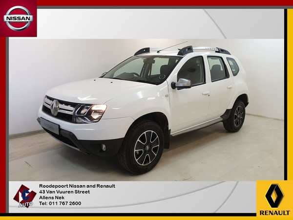 2018 Renault Duster 1.5 dCI Dynamique 4X4 Gauteng Roodepoort_0