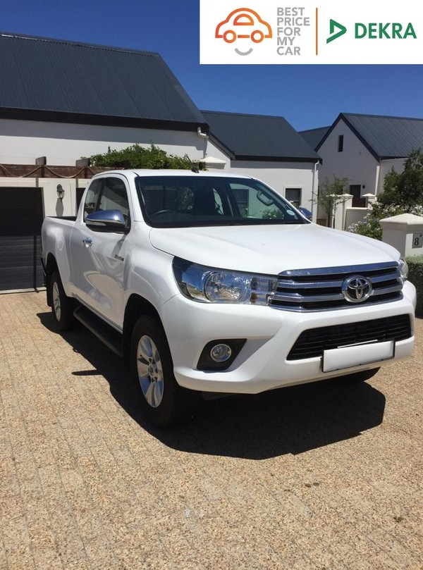 2017 Toyota Hilux 2.8 GD-6 RB Raider Extended Cab Bakkie Western Cape Goodwood_0