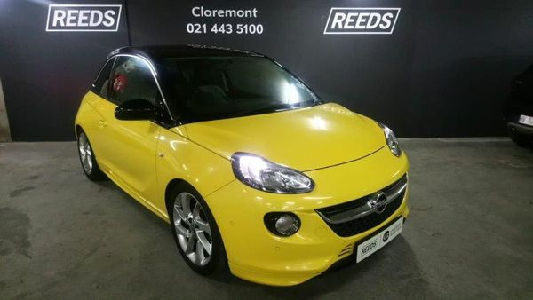 2015 Opel Adam 1.0T JAM 3-Door Western Cape Claremont_0