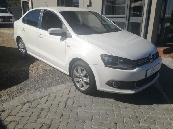 2011 Volkswagen Polo 1.6 Comfortline  Western Cape Kuils River_0