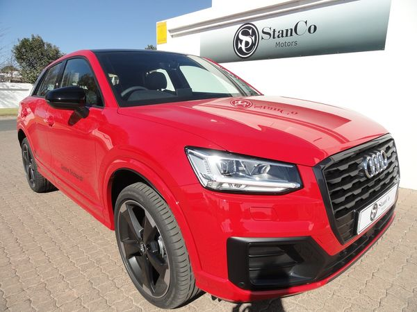 2019 Audi Q2 1.4T FSI Sport S Tronic Mpumalanga Trichardt_0