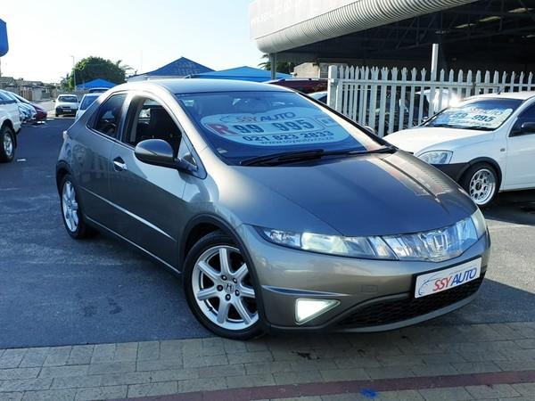2009 Honda Civic 1.8 Exi  Western Cape Parow_0