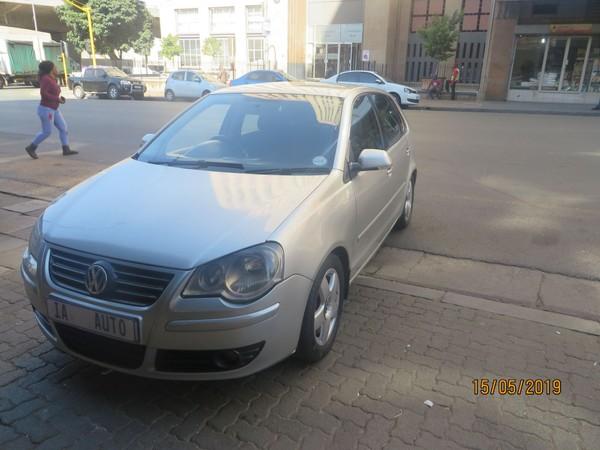 2008 Volkswagen Polo 1.6 Trendline  Gauteng Johannesburg_0