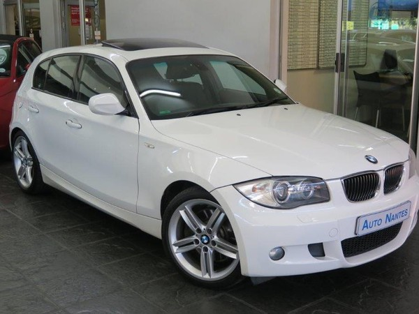2010 BMW 1 Series 130i Sport At e87  Western Cape Paarl_0