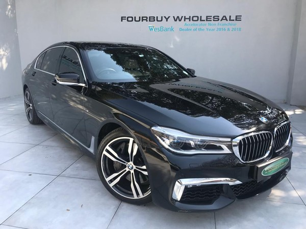 2017 BMW 7 Series 750li M Sport f02  Gauteng Four Ways_0