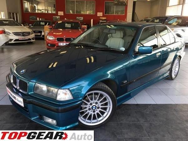 1997 BMW 3 Series 323i e36  Gauteng Bryanston_0
