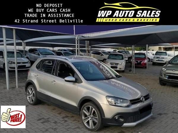 2012 Volkswagen Polo 1.6 Tdi Cross  Western Cape Bellville_0