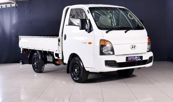 2017 Hyundai H100 Bakkie 2.6d Fc Ds  Gauteng Nigel_0