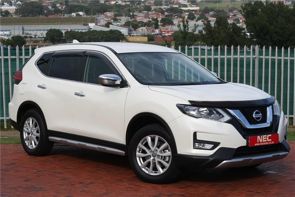 2017 Nissan X-Trail 2.0 Visia Eastern Cape Port Elizabeth_0