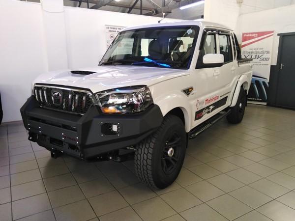 2020 Mahindra PIK UP 2.2 mHAWK S10 4X4 PU DC Kwazulu Natal Pinetown_0