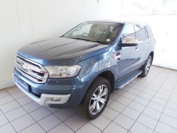 2015 Ford Everest 3.2 LTD 4X4 Auto Gauteng Pretoria_0