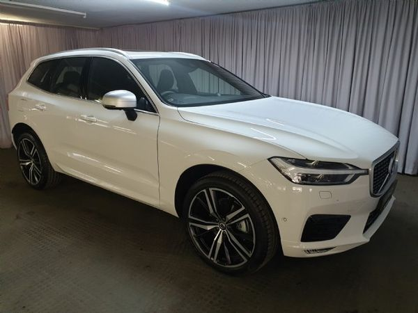 2019 Volvo XC60 D4 R-Design Geartronic AWD Gauteng Roodepoort_0