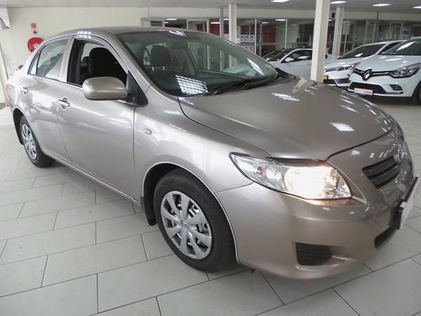 2008 Toyota Corolla 1.4 Professional  Gauteng Alberton_0