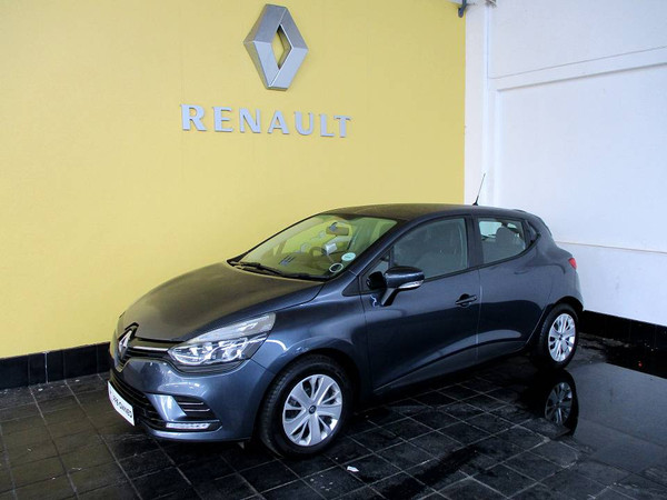 2018 Renault Clio IV 900T Authentique 5-Door 66kW Gauteng Bryanston_0