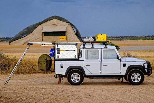 2012 Land Rover Defender 110 2.2d Pu Dc Western Cape Montagu_0