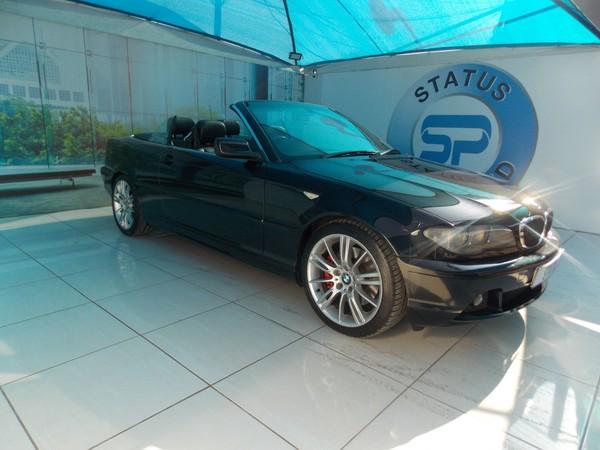 2003 BMW 3 Series 330i Ci Convert Sport At e46  Gauteng Randburg_0