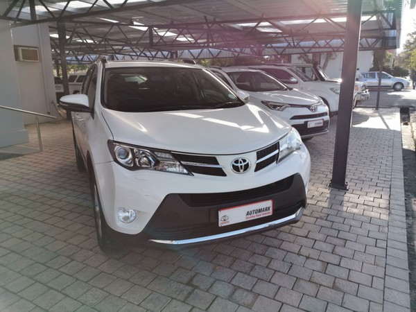 2014 Toyota Rav 4 2.5 VX AUTO AWD  R 295 000 Western Cape Robertson_0