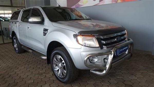 2015 Ford Ranger 3.2tdci Xlt 4x4 At Pu Dc  Gauteng Pretoria_0