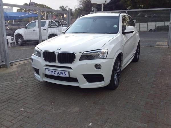 2012 BMW X3 Xdrive20d  M-sport At  Gauteng Bramley_0