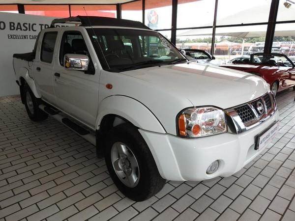 2011 Nissan NP300 Hardbody 2.4i HiRider k13k31 Bakkie Double cab Gauteng Pretoria_0
