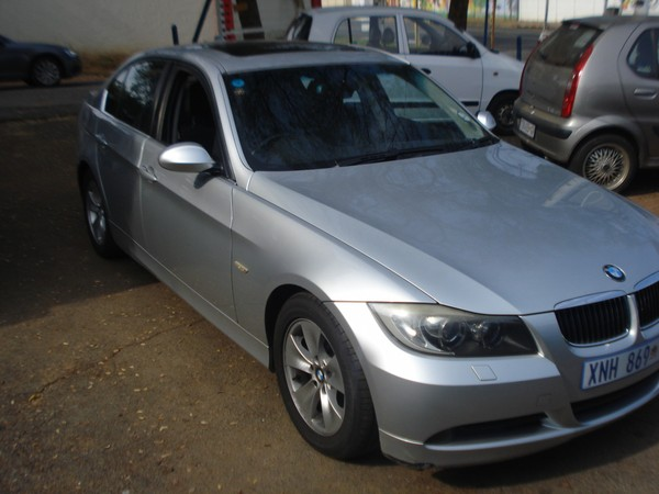 2008 BMW 3 Series 325i At  Gauteng Randburg_0