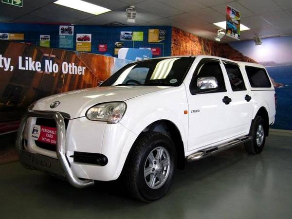 2012 GWM Double Cab 2.2i Anniversary Edition Pu Dc  Gauteng Johannesburg_0