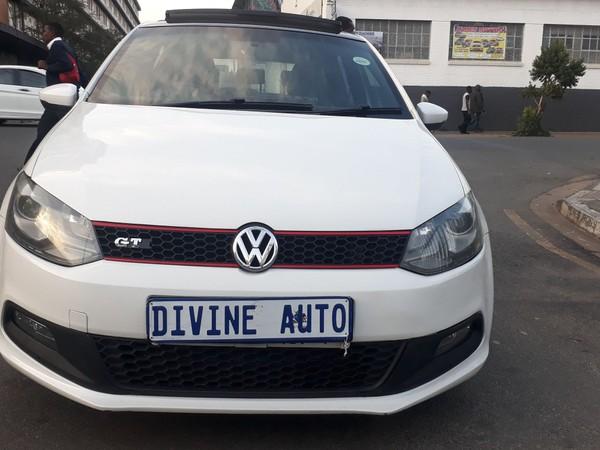 2012 Volkswagen Polo Gti 1.4tsi Dsg  Gauteng Jeppestown_0