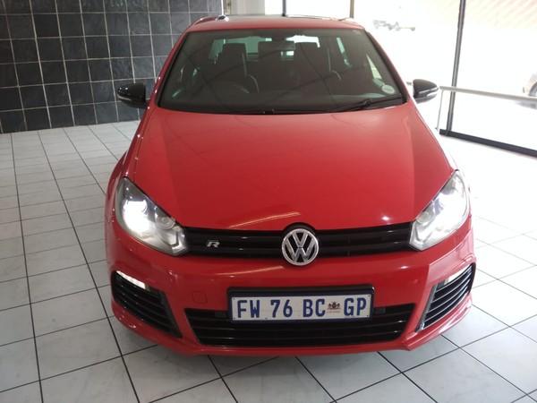 2011 Volkswagen Golf VI 2.0 TSI R DSG  One owner Gauteng Edenvale_0
