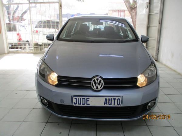 2009 Volkswagen Golf Vi 1.4 Tsi Comfortline  Gauteng Johannesburg_0
