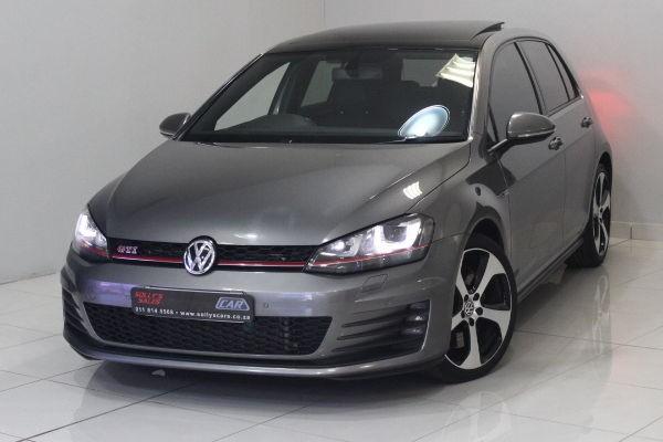 2015 Volkswagen Golf VII GTi 2.0 TSI DSG Performance Auto Gauteng Nigel_0