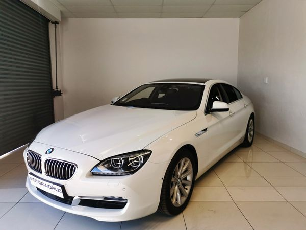 2013 BMW 6 Series 640d Gran Coupe  Western Cape Cape Town_0