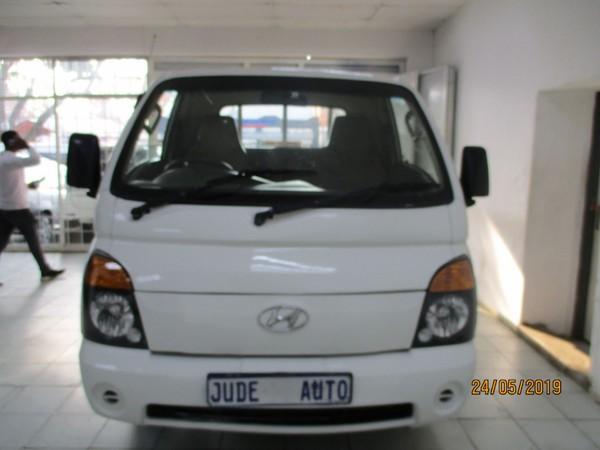 2013 Hyundai H100 Bakkie 2.6 D TIP CC Gauteng Johannesburg_0