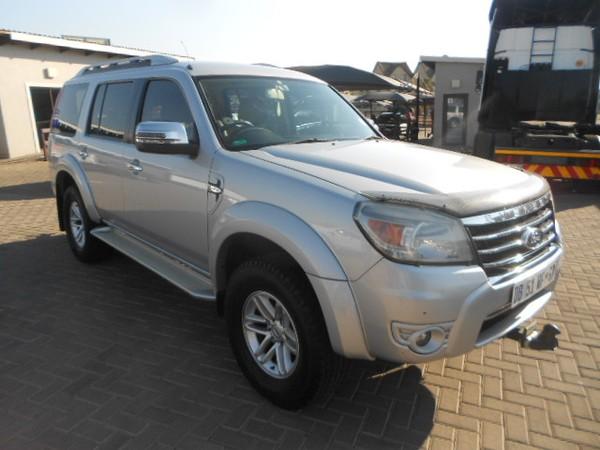 2011 Ford Everest 3.0 Tdci Xlt  Gauteng Pretoria_0