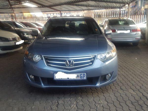 2009 Honda Accord 2.0 Executive At  Gauteng Jeppestown_0