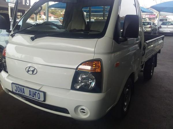 2013 Hyundai H100 Bakkie 2.5 Tci Fc Ds  Gauteng Johannesburg_0