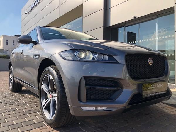 2019 Jaguar F-Pace 2.0 i4D AWD R-Sport Gauteng Alberton_0