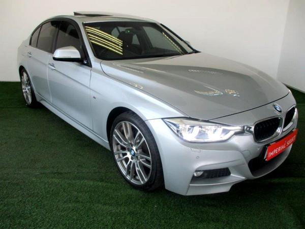 2016 BMW 3 Series 320D M Sport Auto Gauteng Randburg_0