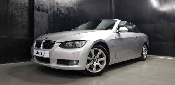 2008 BMW 3 Series 330i Convert At e93  Gauteng Benoni_0