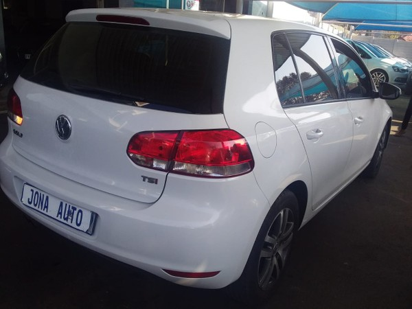 2012 Volkswagen Golf Vi 1.4 Tsi Comfortline  Gauteng Johannesburg_0