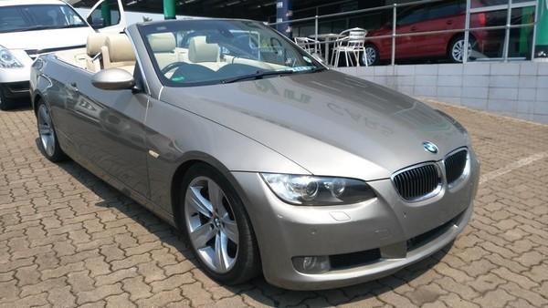 2008 BMW 3 Series 335i Convert At e93  Kwazulu Natal Pinetown_0