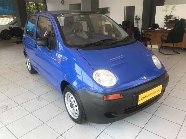 2003 Daewoo Matiz 0.8 S Ac  Gauteng Sandton_0