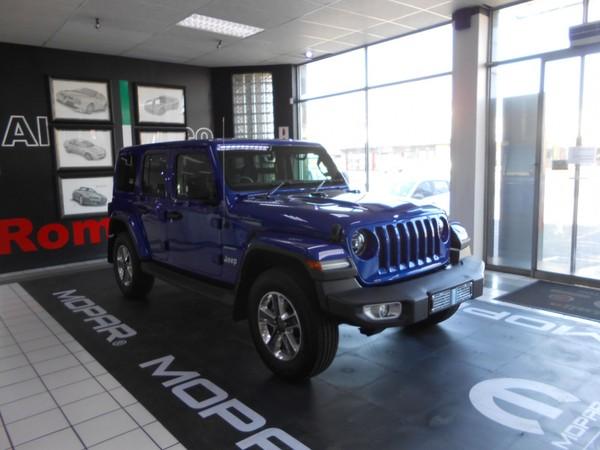 2019 Jeep Wrangler Unlimited 3.6l V6 At  Mpumalanga Middelburg_0