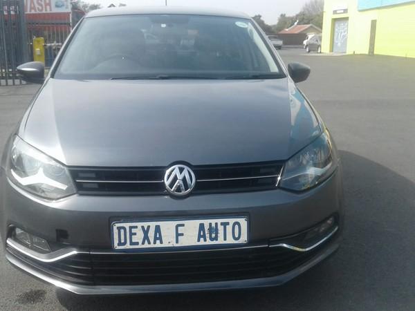 2012 Volkswagen Polo 1.4 Comfortline  Gauteng Bramley_0