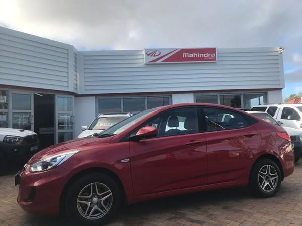 2016 Hyundai Accent 1.6 Gl  Western Cape Western Cape_0